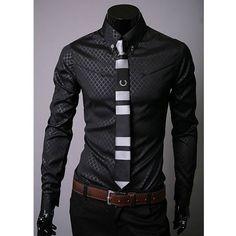 Plaid Shirts Brand 5XL Fashion Mens Dress Shirts Long sleeve Slim Fit Casual Social Camisas Masculinas for Man Chemise homme