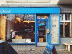 Leuchtstoff - Kaffeebar | Siegfriedstraße 18, 12051 Berlin