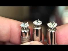 Check out this quick & informative video on grading a diamond's cut! GIA (052813)
