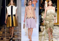 fashion and trends 2012 2013 Metallic glam ! trends style glamour fashion trends 2012 2013 fashion trends Fashion