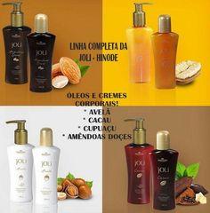 Linha completa de Hidratantes e Óleos Corporais 140g Hinode!... Shampoo, Soap, Personal Care, Bottle, Beauty, Body Oils, Deodorant, Mary Kay Cosmetics, Soaps