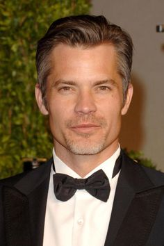Timothy Olyphant...he is one of my faves on TV right now in Justified.  He has never been bad to look at either!