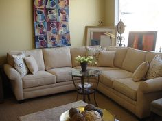 With different pillows this is a cute sectional. Pottery Barn  Pearce  copycat sectional : pearce sectional pottery barn - Sectionals, Sofas & Couches