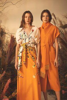 Lela Rose Pre-Fall 2020 Fashion Show - Lela Rose Pre-Fall 2020 Collection – Vogue 2020 Fashion Trends Mode - {hashtag}