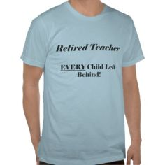 LOL...retirement gift? Hilarious! Too bad I didn't see this before, my daughter's teacher retired this year.