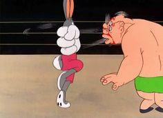 Bareknuckle bunny...