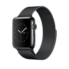 Apple Watch Series 2 38mm Smartwatch (Space Black Stainless Steel Case, Space Black Milanese Loop Band - MNPE2LL/A   MNPE2LL/A Read  more http://themarketplacespot.com/apple-watch-series-2-38mm-smartwatch-space-black-stainless-steel-case-space-black-milanese-loop-band-mnpe2lla/