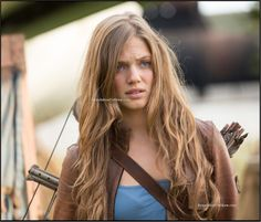 NBC Revolution: Tracy Spiridakos. NBC REVOLUTION. Photo by NBC.