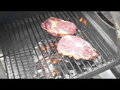 0815BBQ - Simmentaler Ribeye-Steak + Louisiana-Butter