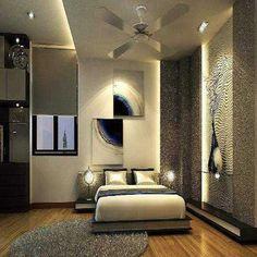 Modern Bedroom Interior Design 2015