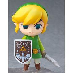 Ta chambre manque de décoration? Achète vite cette figurine a l'effigie de Link dans The Legend of Zelda Wind Waker.