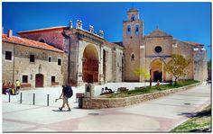 San Juan de Ortega, #Burgos #CaminodeSantiago #LugaresdelCamino