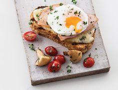 Nada mejor para desayunar que un croque madame ¡prepáralo con esta deliciosa receta!