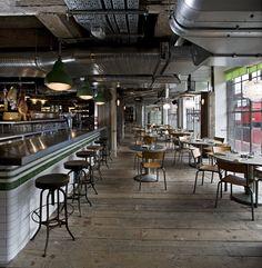 Gallery - Pizza East / Michaelis Boyd - 5