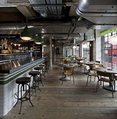 Gallery - Pizza East / Michaelis Boyd - 5