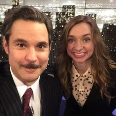 and these two: PFT & Lauren Lapkus