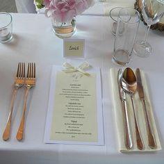Ubrousky Menu, Tableware, Wedding, Pictures, Menu Board Design, Valentines Day Weddings, Dinnerware, Dishes, Hochzeit