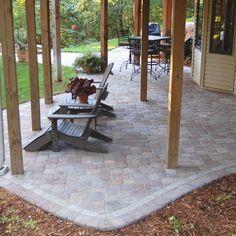 patio under deck design ideas pictures remodel and decor page 2 - Under Deck Patio Ideas