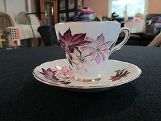 VINTAGE Royal Kendall FINE BONE China 2PC Tea Cup/Saucer~MINT CONDITION