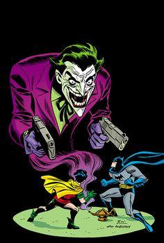 Detective Comics variant cover - Batman by Bruce Timm * Batman Kunst, Batman Art, Batman And Superman, Joker Batman, Batman Robin, Joker Art, Bruce Timm, Joker Comic, Comic Book Covers