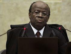 """Folha Política: """"Estou esperando o momento oportuno para desmascarar esses bandidos"""", afirma Joaquim Barbosa"""