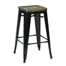 "Bristow 26"" Bar Stool (Set of 2)"