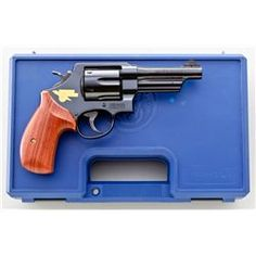 Smith & Wesson Model 21-4 Thunder Ranch Commemorative Double Action Revolver