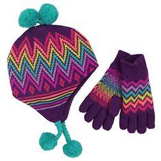 Jumping Beans Fairisle Chevron Knit Hat and Gloves Set Small Girls' 5-6 Jumping Beans http://www.amazon.com/dp/B00RAQDZGS/ref=cm_sw_r_pi_dp_hW7nwb075CE75
