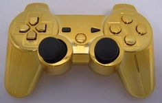 One of the best looking modded PS3 controller rapid fire I've ever seen.