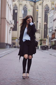 WhatsTrend Blog » TRENCHCOAT | OUTFIT