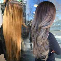 Happy Sunday. Side view of last post. Long hair makes photos look extra nice. Jealous.. Ombre balayage. #handpainted #hairbylily408 #colorist #ashy #nobrass #balayage #ombre #balayageombre #ombrehair #btcpics #modernsalon #behindthechair #beforeandafter#sanjose #bayarea #cali #bayareahairstylist #sanjosehair #btconeshot_color16 #btconeshot_hairpaint16 #btconeshot_ombre16 #btconeshot_haircolor16 #btconeshot_transformations16