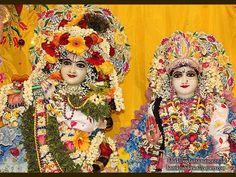 Sri Sri Radha Gokulananda Close up Wallpaper