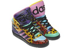 adidas Originals by Jeremy Scott 2012 Fall/Winter Footwear Collection | Hypebeast