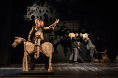 Don Kichot, fot. Puppets, Concert, Concerts, Doll