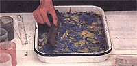 marbling with acrylics -- need ox gall!