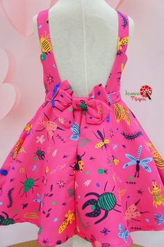 Ankara Styles For Kids, African Dresses For Kids, African Fashion Dresses, Fashion Kids, Girl Fashion, Toddler Outfits, Kids Outfits, Baby Dress Design, Cute Girl Dresses