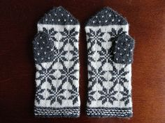 Ravelry: Mittens from Central Ostrobothnia pattern by Patrick Hassel-Zein