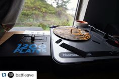 """#Repost @battleave with @repostapp.  The New Portable World is finally here.  It's really easy to get caught up in new technology debates and over-saturation in the world of DJing and turntablism. """"There's so much that can be done!"""" """"Eh It's all button pushing!"""" """"That's not real djing"""" """"now that's a REAL DJ"""".....escape the noise.  That's the beauty of the new Portable World of DJing. You CAN escape with the music. It's a simplified unit. It represents the foundation. You can now search play…"""