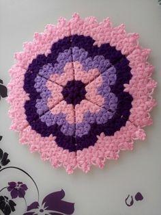 Filet Crochet, Crochet Hats, Diy And Crafts, Crochet Earrings, Amigurumi, Flowers, Knitting Hats