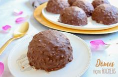 domes rocher Fish Recipes, Whole Food Recipes, Chicken Recipes, Cooking Recipes, Cake Ingredients, Homemade Tacos, Homemade Taco Seasoning, Kitchens