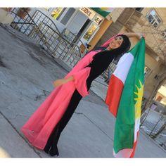 kurdish flag day