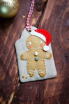 Christmas sewing TAG- free pattern