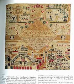 The Joan Stephens Collection : Important Samplers and Pictorial Needlework
