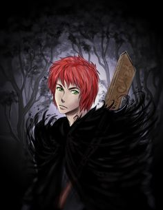 Kvothe by opcrom.deviantart.com on @deviantART (Kingkiller Chronicle Fan? VISIT eoliantavern.com)