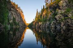 Finland ranks in top 3 travel destinations for 2017 In its annual ranking, independent-travel publisher Lonely Planet names Canada, Colombia and Finland as prime destinations for (Suomussalmen Hossan kansallispuiston kanjoni) Lofoten, Dubrovnik, Finland Travel, Camping Places, Natural Park, Helsinki, Lonely Planet, Nature Pictures, Paris
