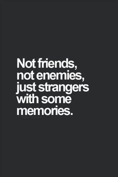 Not enemies