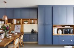 Cozinha retrô: 100 imagens apaixonantes para você se inspirar