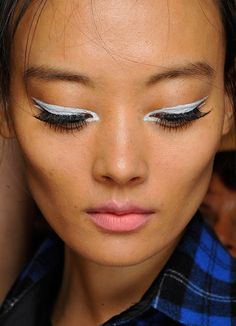Runway Beauty: 60s Chic at Nanette Lepore Spring/Summer 2015