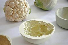 Studio Mischertraxler - A bowl made of a cabbage