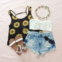 18 Cute Short Jean Spring-Summer Outfits – Top Famous Style & Fashion Design - Easy Idea (4)